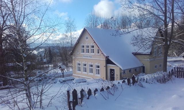Penzion Hají pod sněhem